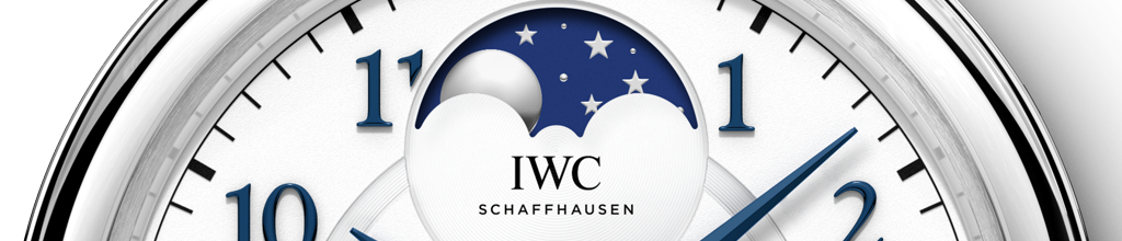 IWC Cropped Watch Banner Image